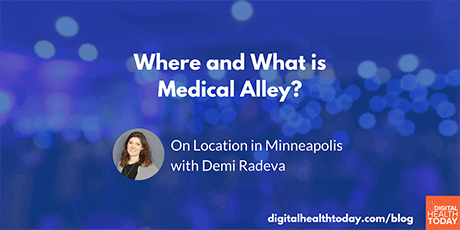 What is Medical Alley by Demi Radeva